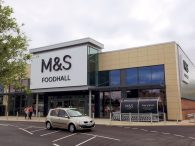 M& S Foodhall at JunctionONE Retail Park