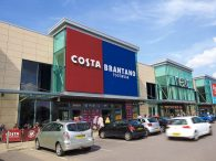 Costa and Brantano at Anlaby Retail Park
