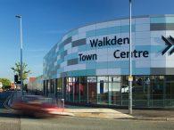 Walkden Town Centre Feature Wall
