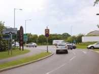 Willoughby Hill Roundabout