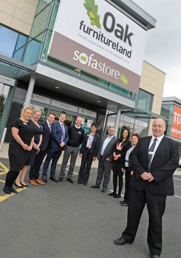 Beautiful Oak Furniture Land Opens First Showroom In Wallasey And 80th Store  Nationwide