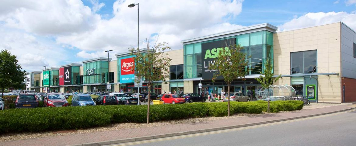 Anlaby Retail Park Hull The Derwent Group